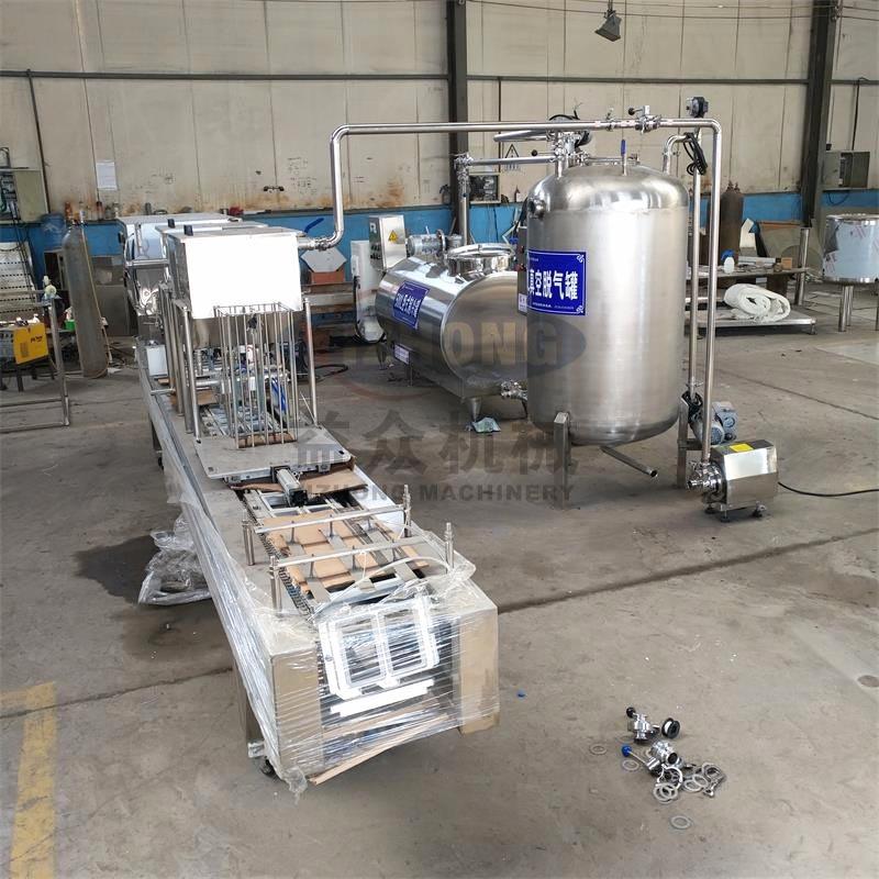 小型猪血生产线,老鸭血加工设备,血豆腐加工设备