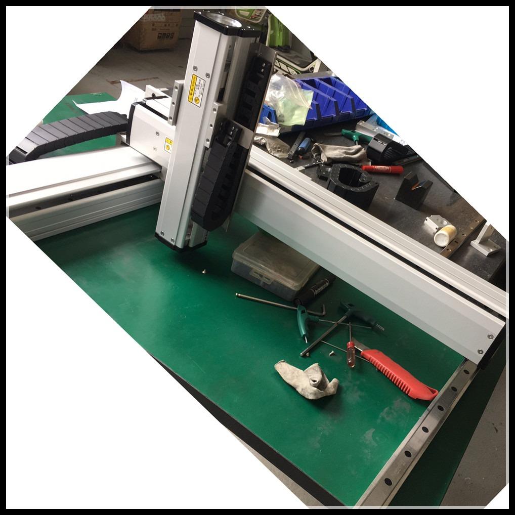 焊接自动直线滑台 极坐标线性模组 伺服十字滑台
