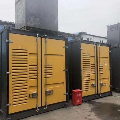 租赁各型号发电机组,发电机出租,柴油发电机出租