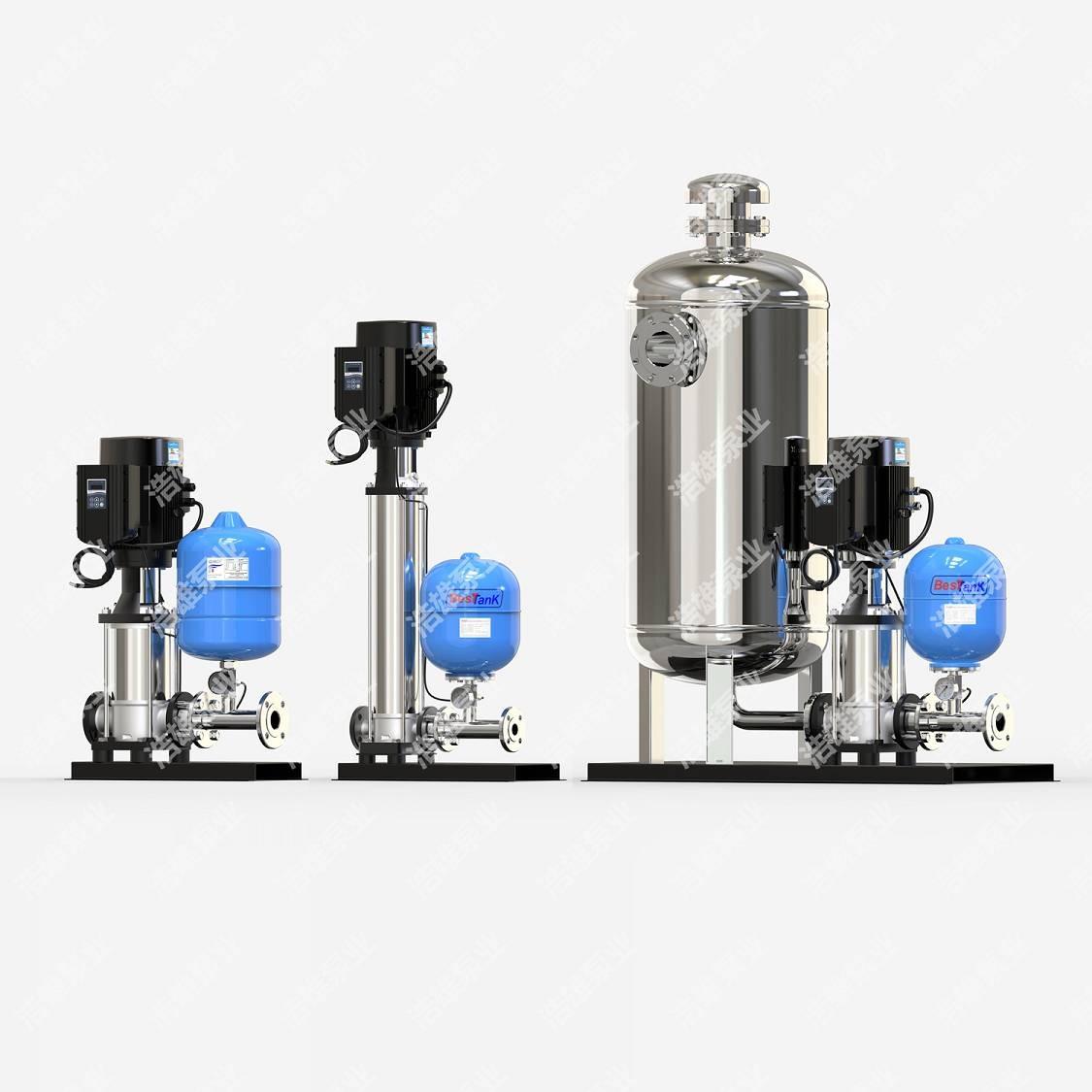 管道增压泵_增压水泵_加压水泵_自来水水管水压增压泵厂家选型