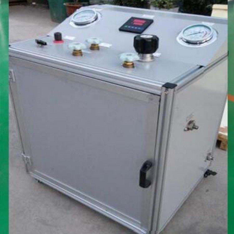 全自动补偿器水压试验台-补偿器专用水压爆破试验机