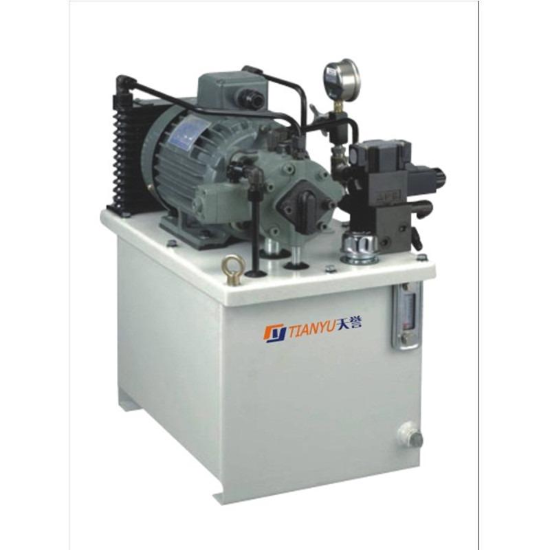 油压泵站,动力组合