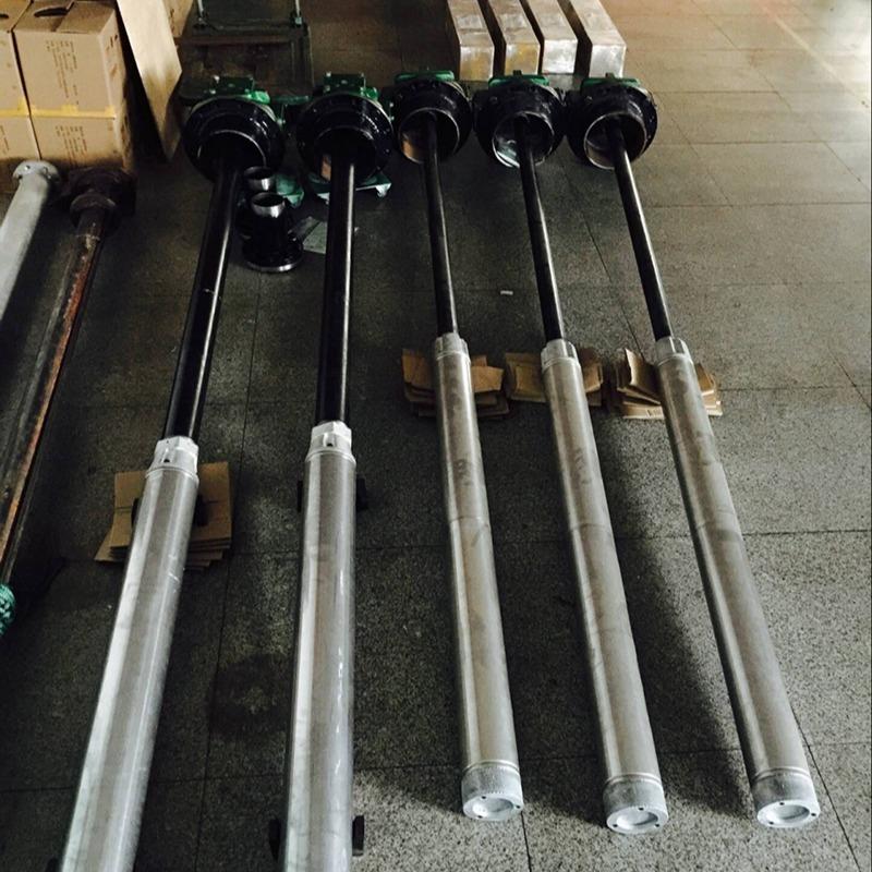 YQYB绿牌防爆液下泵,低温,低磨损,低振动,低噪声,地下罐易燃易爆专用