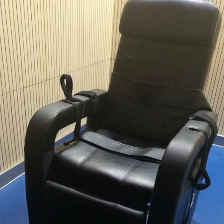 鑫盾安防软包不锈钢审讯椅 审讯桌椅产品介绍产品简介