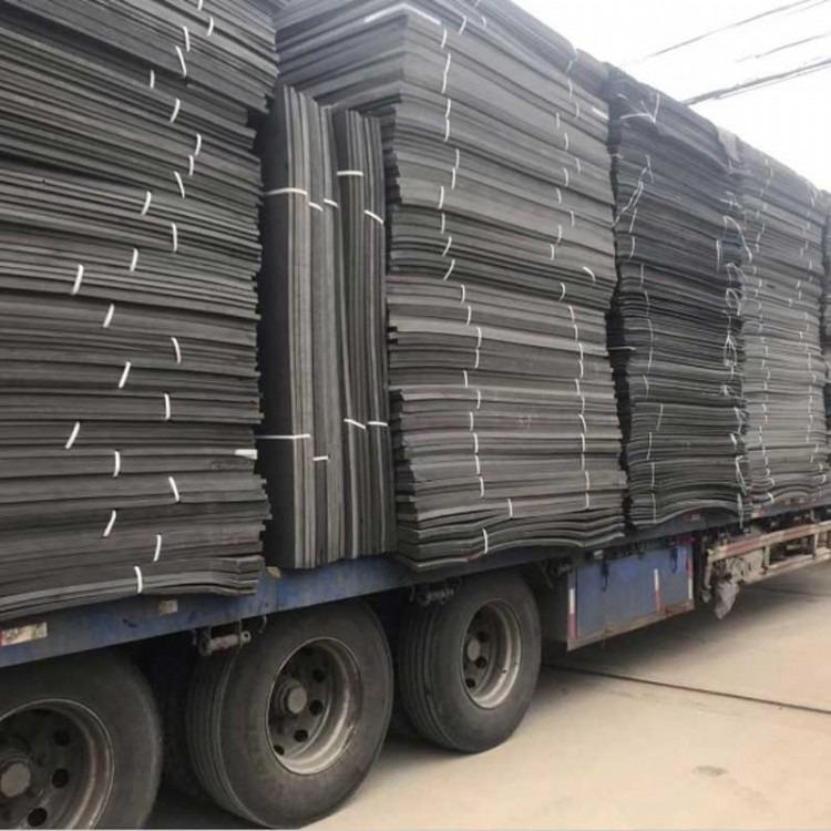 聚乙烯闭孔泡沫塑料板 混凝土嵌缝填缝专用闭孔泡沫板 中压高压硬度30-50填缝板