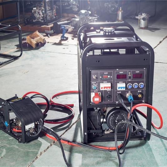 190A纤维素发电电焊一体机