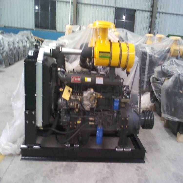 4100柴油机启动马达24V启动机电启动马达