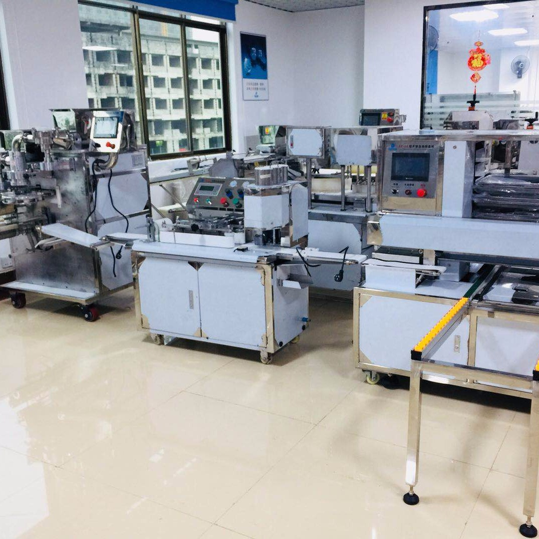 崇左新款月饼机生产线,五仁月饼机多少钱
