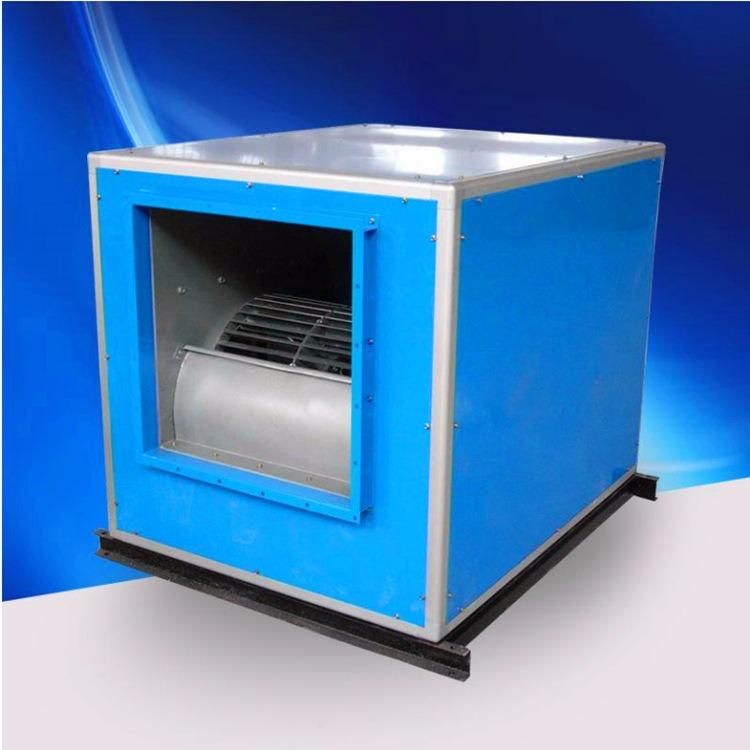 厂家直销定制风机箱 静音风机箱消防排烟风机箱节能低噪音耐高温