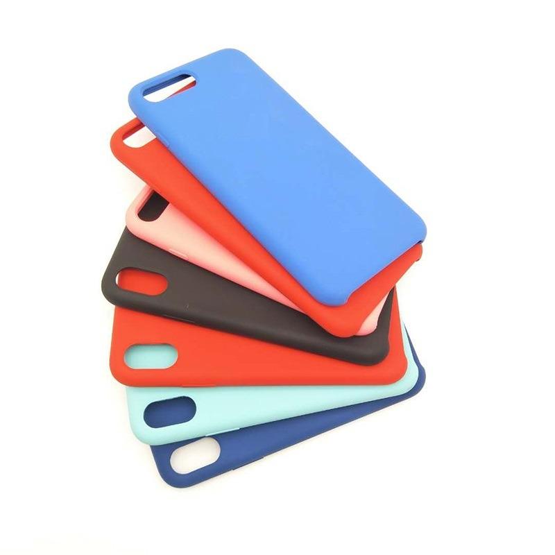 液态硅胶手机壳生产批发适合苹果手机华为手机