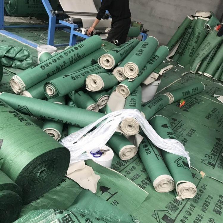 厂家直销装修保护膜 定制工地保护膜 编织布成品地面保护 地面保护膜材料
