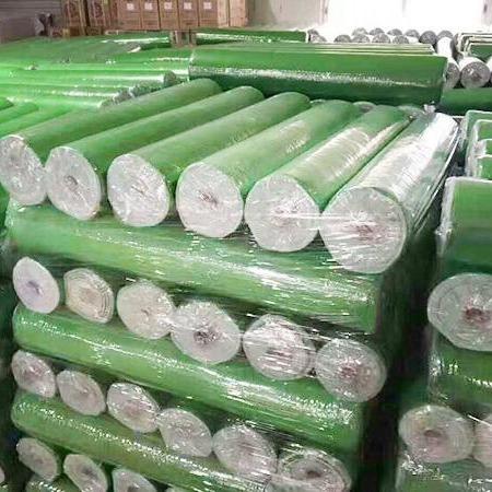 厂家直销装修保护膜 定制工地保护膜 编织布成品地面保护 地面保护膜