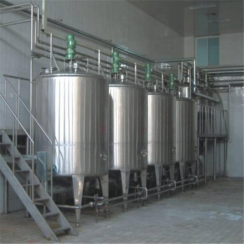 二手不锈钢搅拌桶二手 多功能搅拌罐 强力液体搅拌机 搅拌储罐