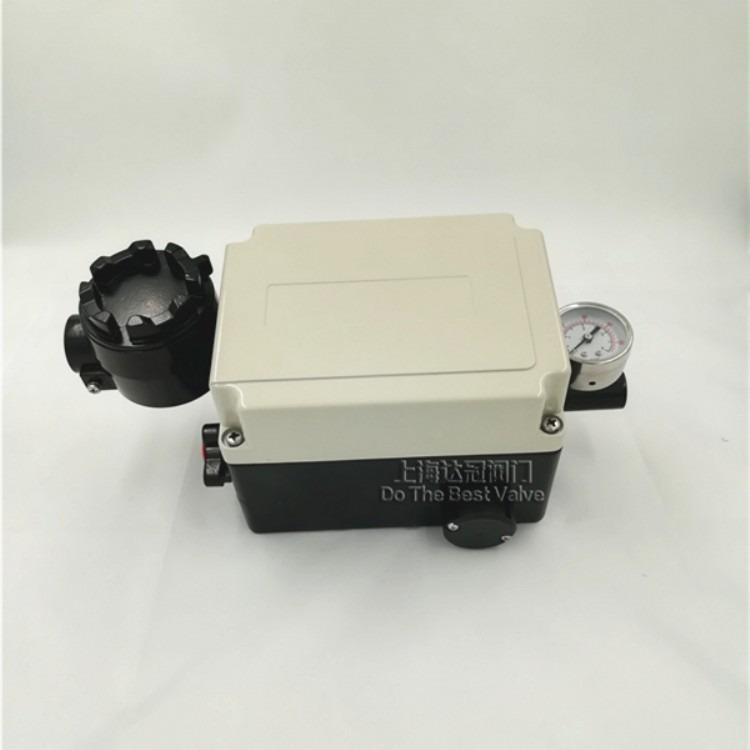 設備配套用CCCX-3321電氣閥門定位器 CCCX-3322電氣閥門定位器 上海達冠閥門供應