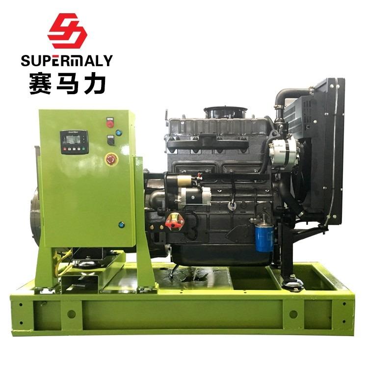 里卡多柴油发电机组 小型静音发电机 柴油发电机组 30kw里卡多发电机