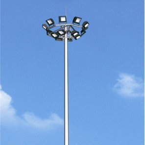 金川专业高杆灯生产厂家 20米球场高杆灯 20米高杆灯价格