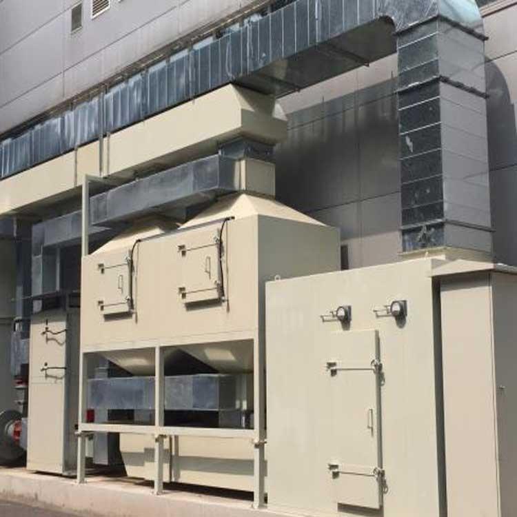 rco催化燃烧设备 烟尘处理设备 厂家直销 废气处理设备定制 废气治理企业 景澄达