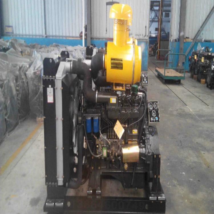 40KW柴油机水泵机组六寸抽沙泵K4100ZD柴油机水泵机组