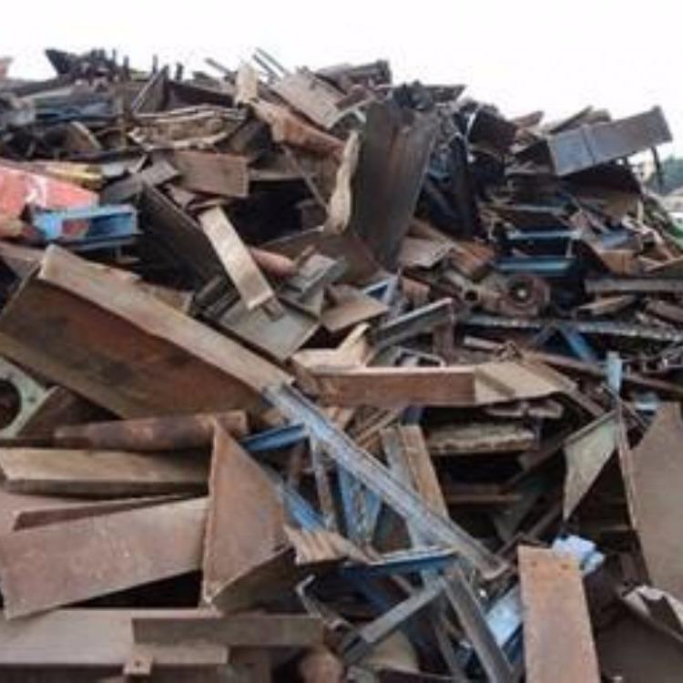 广州废铁回收厂家 废铁回收价格  上门高价回收