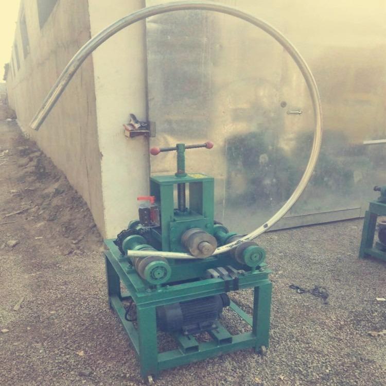 出售弯管机 大棚管子折弯机 76加重型弯管机 弧形弯管机