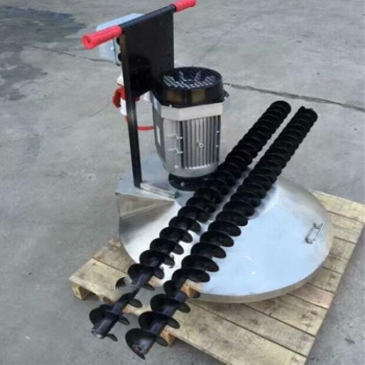 厂家直销得发盛DFS 粮食翻仓机 小型折叠翻仓机 不锈钢翻粮机