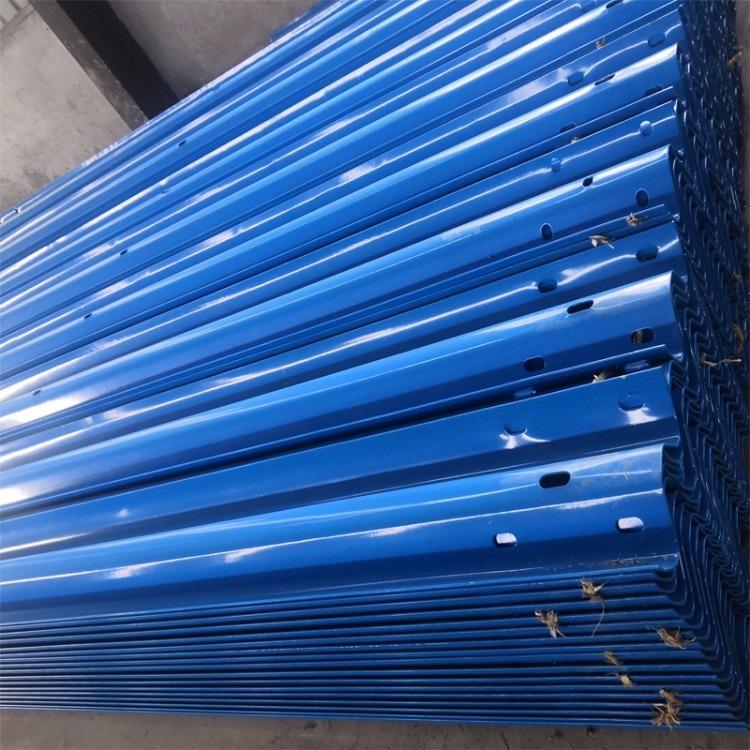 冠县海程镀锌高速护栏板厂家