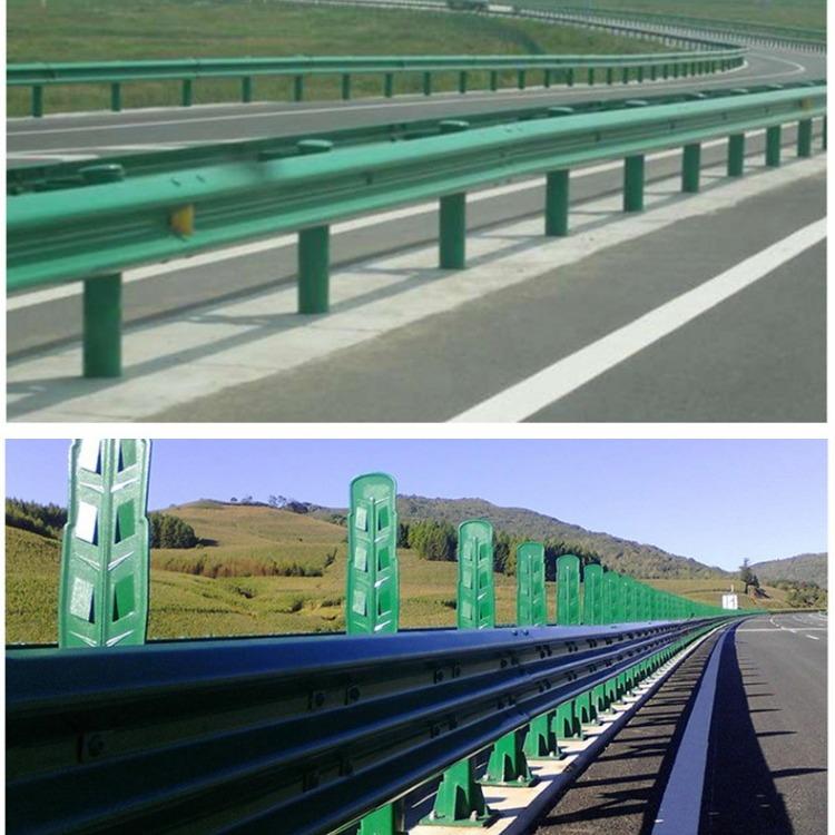 专业生产波形护栏 高速护栏板 喷塑护栏板,波形梁钢护栏板