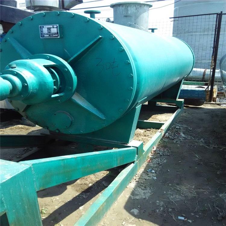 供应优质真空干燥设备 二手耙式干燥机  真空耙式干燥机      济宁二手化工设备