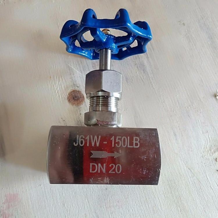 J61W不锈钢承插焊针型阀、碳钢承插焊针型阀、手动承插焊针型阀、美标承插焊针型阀、高压承插针型阀