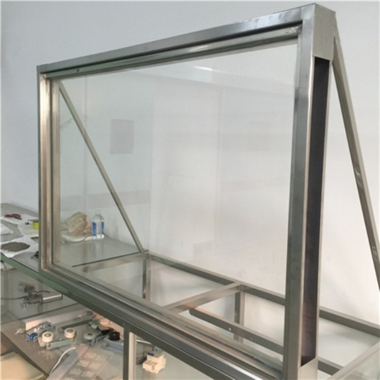 医用有机铅玻璃  聊城金旭铅玻璃生产厂家 全景机铅玻璃观察窗 可定制