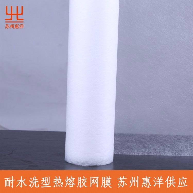 耐水洗型热熔胶网膜    苏州惠洋供应优质耐水洗型热熔胶网膜 厂家直销 支持寄样