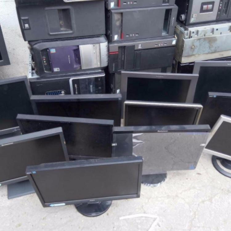 高价回收办公设备整体   杭州电脑主机回收