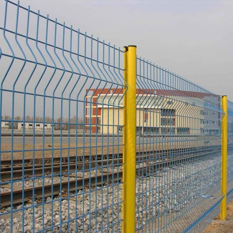 仓库隔离网车间防护网铁丝网围栏安全网车间围栏网护栏网 隔离栅