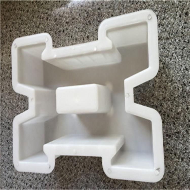 连锁护坡模具 水泥连锁护坡模具 连锁护坡砖模具 厂家定制销售