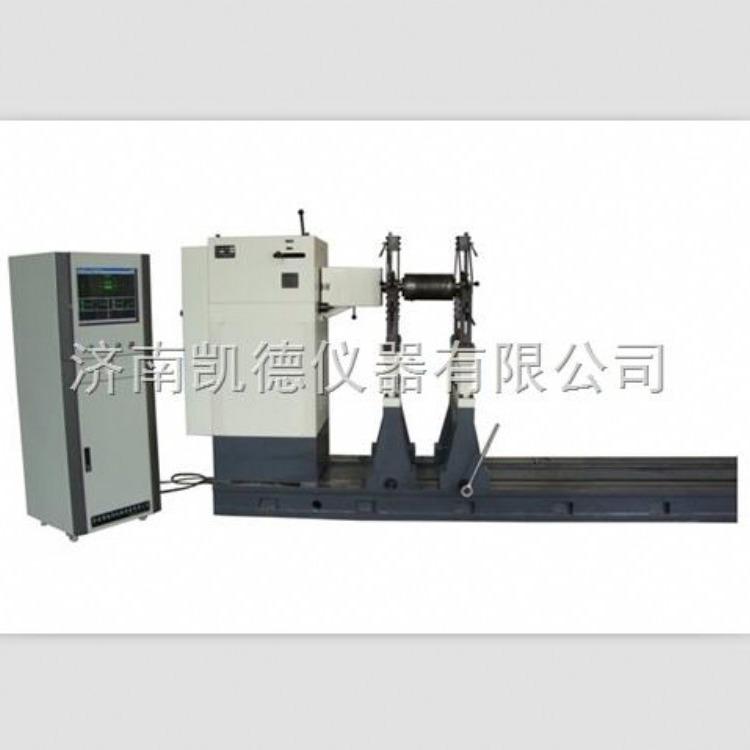 济南凯德仪器 YYW-5000A动平衡试验机 硬支承卧式动平衡机