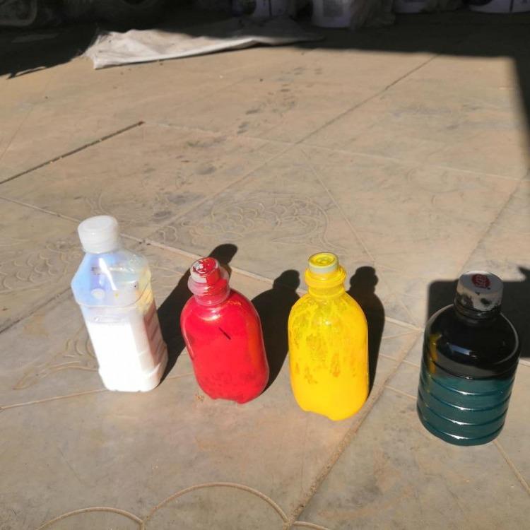 常年回收库存色浆