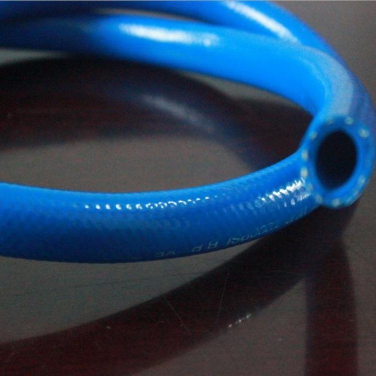 厂家直销洗车水管 软管家用海蓝水管 高压耐磨防冻4分PVC花园水管 塑料蛇皮管
