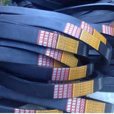 厂家直销橡胶三角带 橡胶V带 三角带品牌选双力橡胶
