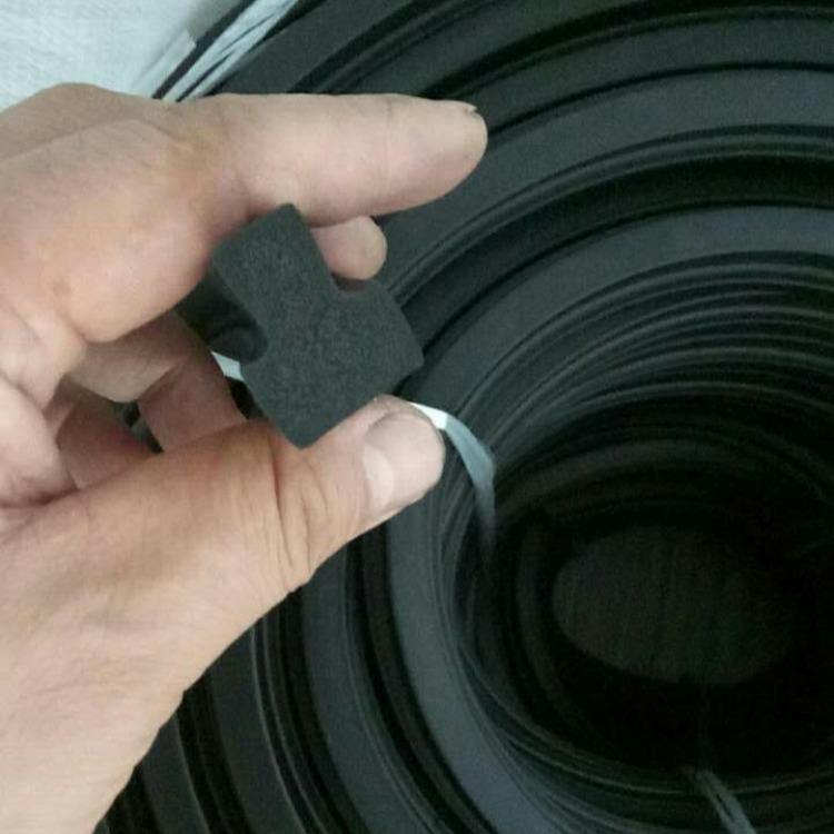 硅胶密封条 硅胶发泡密封条耐高温硅胶机械阻燃密封条