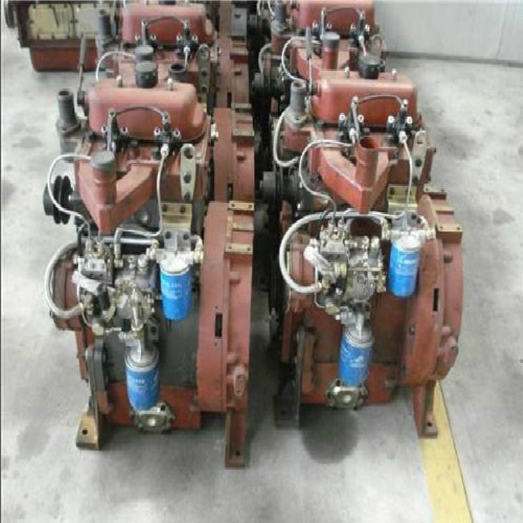 潍柴R4105ZP柴油机配套固定动力带皮带轮飞轮价格供参考