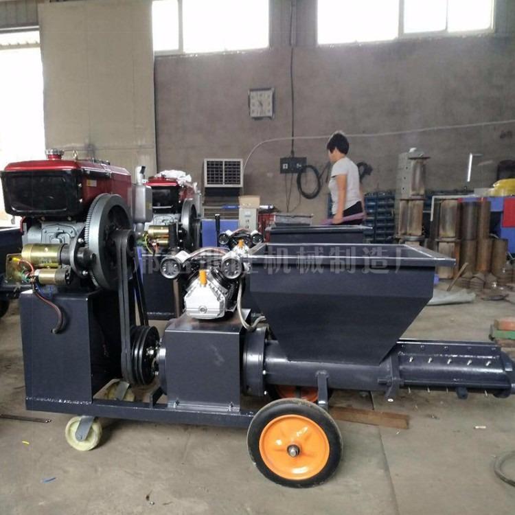 专业生产腻子砂浆抹墙机,真石漆喷涂机,多功能砂浆喷涂机,液压无气大功率电动腻子粉喷涂机,