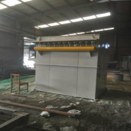 供应除尘器设备安装图纸 滤筒除尘器
