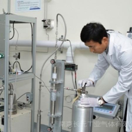 2019新国标尾气检测用标准气 机动车检测站标准气体 南京标准气体供应商
