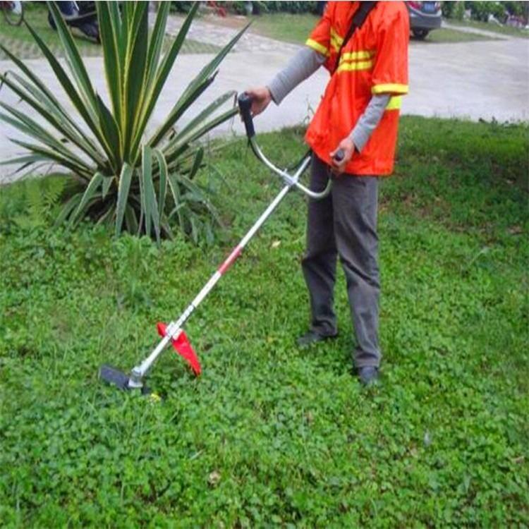 背负式除草旋耕机 农田管理松土旋耕除草机 小型草坪修剪割草机