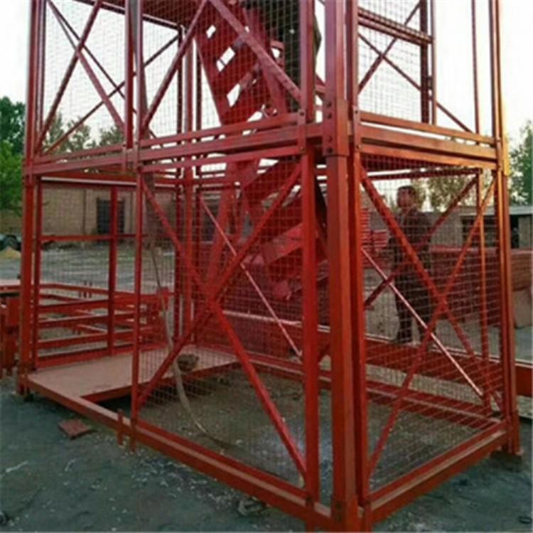 安全爬梯箱式安全梯笼性能可靠