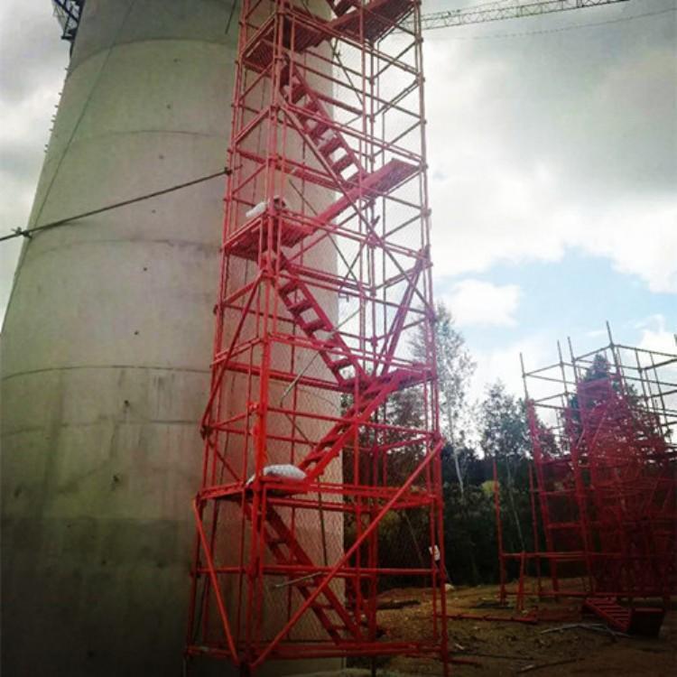 爬梯护笼墩柱安全爬梯多少钱