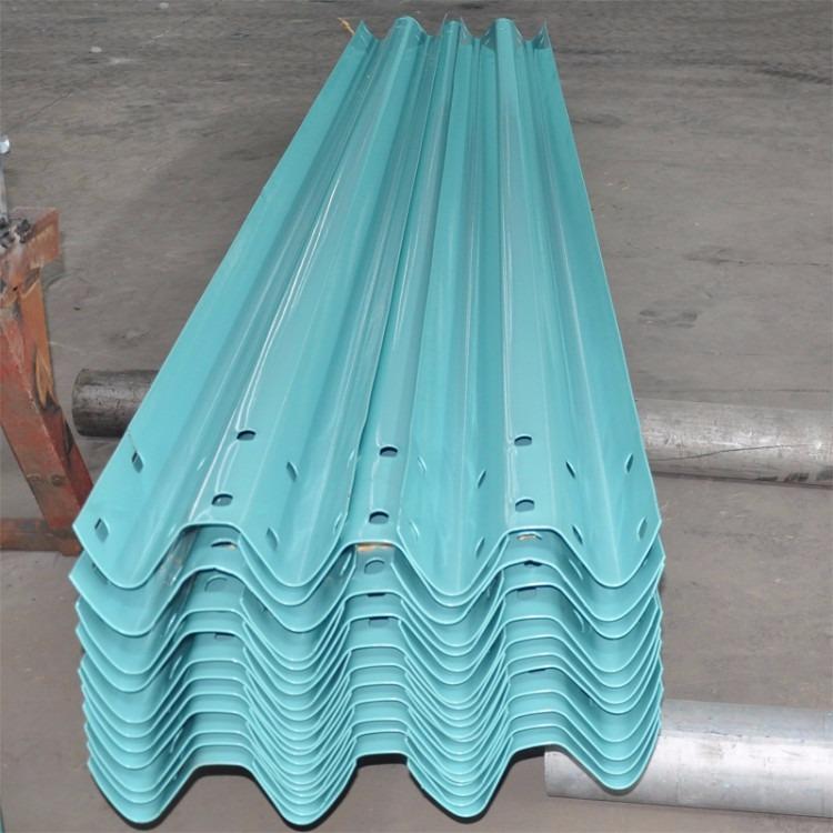 厂家供应直销高速公路波形护栏板 热镀锌公路护栏 优质道路护栏批发 量大优惠