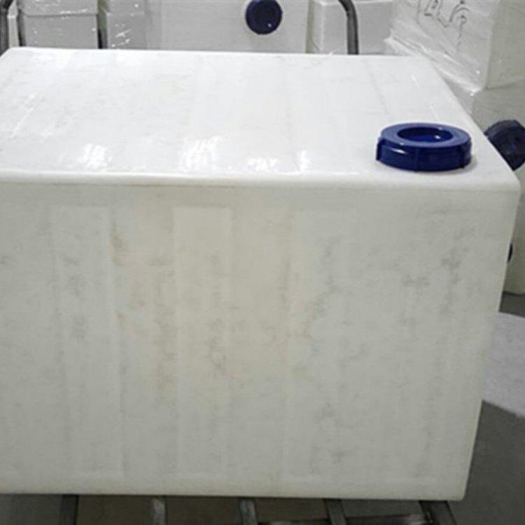 700升PE塑料胶通方形水箱加厚700升大柴油桶户外