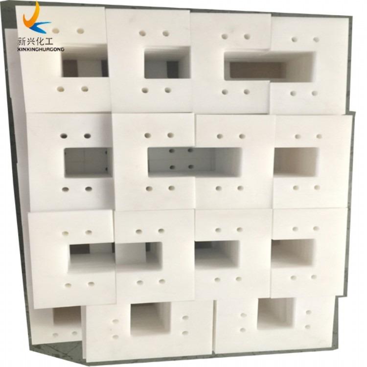 埋式刮板机刮板超高分子量聚乙烯耐磨刮板聚乙烯刮板