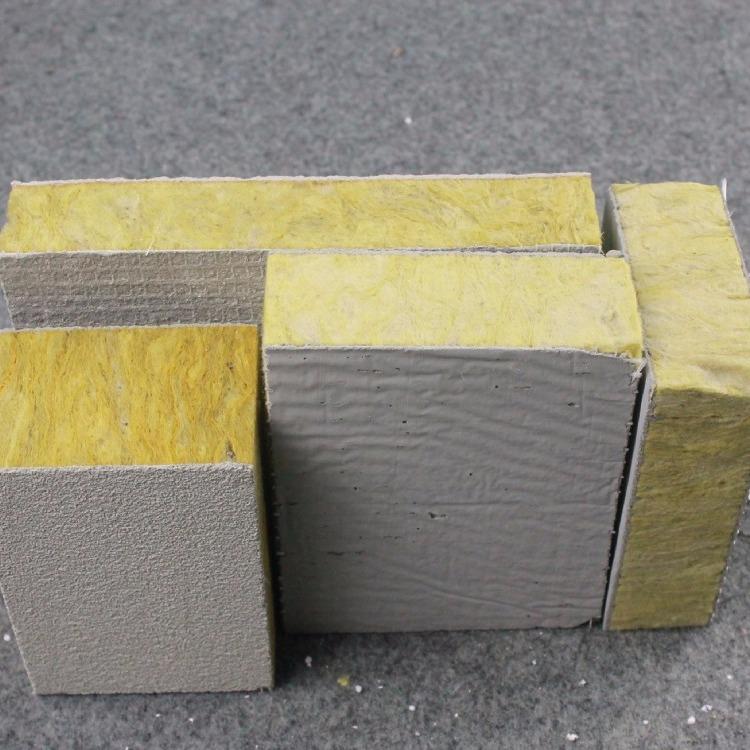 鹏伟保温   苏州复合岩棉板   防水岩棉复合板 憎水复合岩棉板 复合岩棉板厂家 岩棉复合板
